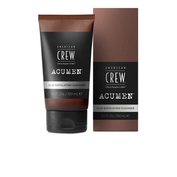 clay exfoliating cleanser